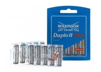 """Набір змінних лез Wilkinson - Sword  """"Duplo 2 Plus"""" - 10шт"""