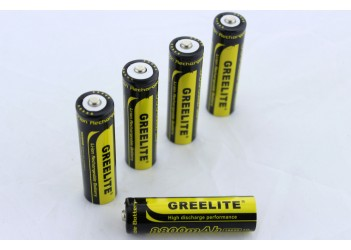 Батарейка BATTERY 18650 Black Greelite