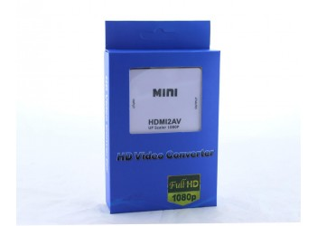 HDMI to AV (RCA) конвертер