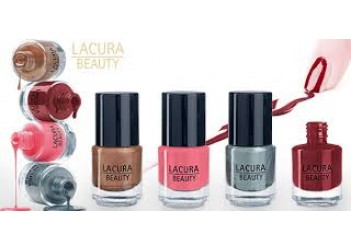 Лак для ногтей Lacura Beauty Nagellack