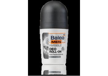 Дезодорант мужской шариковый Balea Invisible