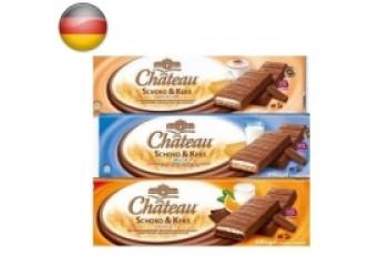 Шоколад Chateau Schoko&Keks milch 300гр