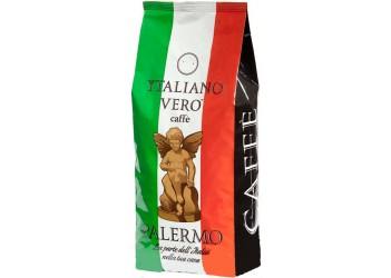 Кофе в зернах Italiano Vero PALERMO 50% арабика, 50% робуста